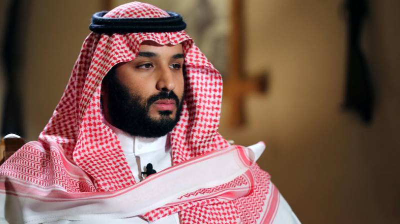 Saudi Arabia's generational swing: Nayef is out, Prince Mohammed is in
