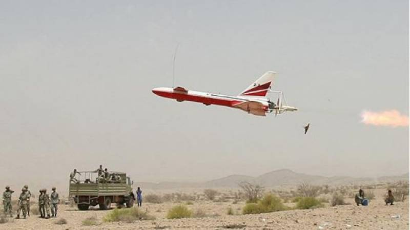 Exclusive: Iran operating drones in Balochistan since March