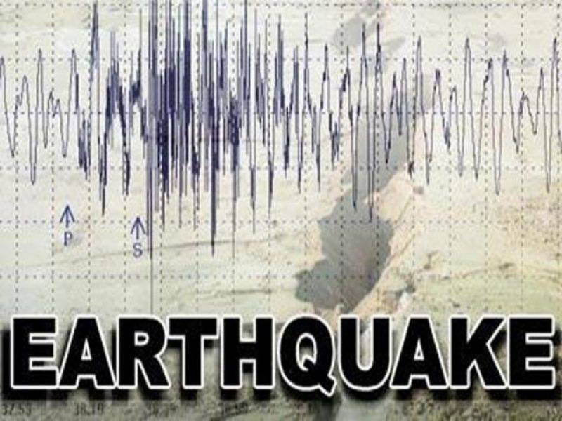 Earthquake strikes parts of country on Eid day