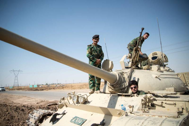 Iraq forces combing west Mosul after surprise IS attack
