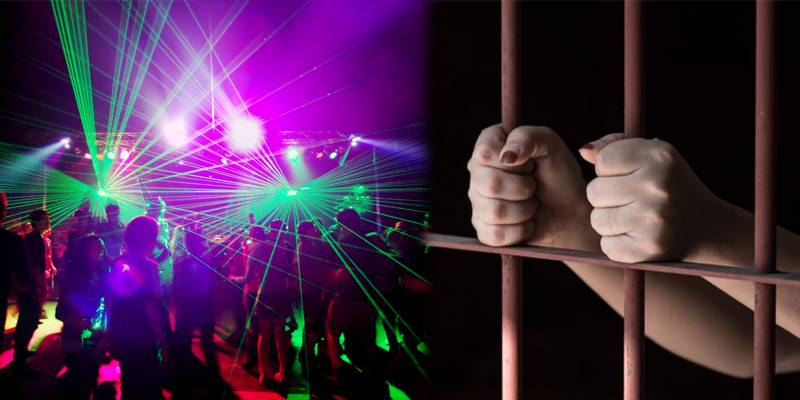 50 arrested after police raid dance party in Islamabad