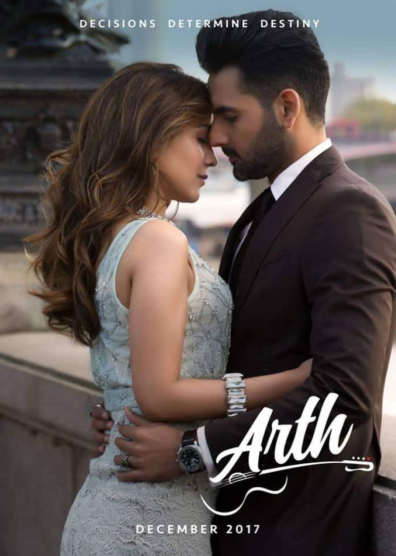 Arth 2 posters have been released, & we are thrilled about the Indo-Pak collaboration