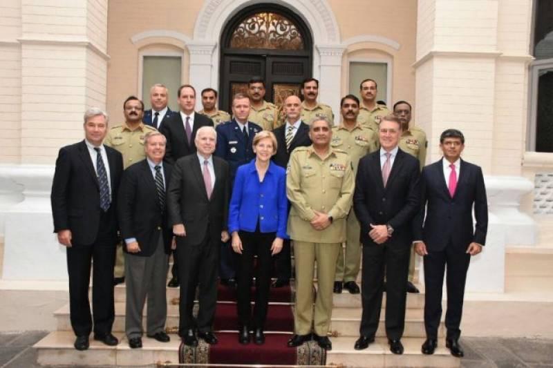 COAS Bajwa says Pak-US security cooperation key to regional stability