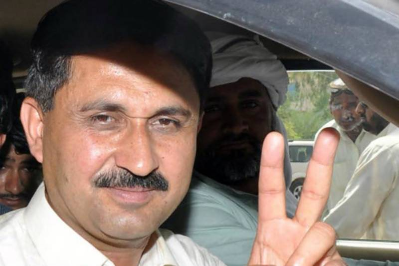 Jamshed Dasti released from Sargodha jail