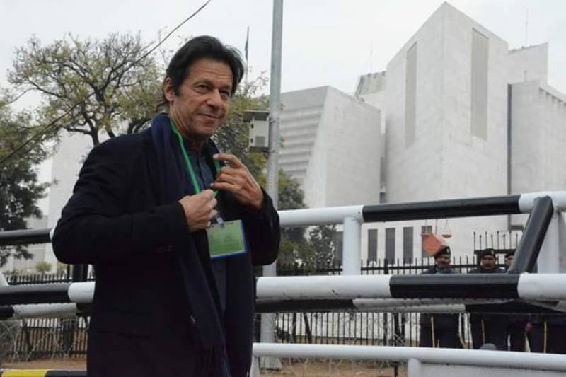 SC summons Imran Khan to justify money trail in disqualification case