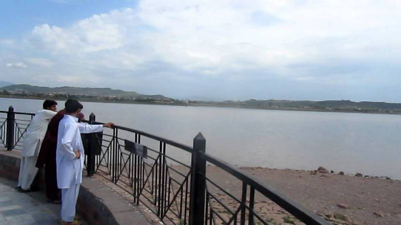Water supply halted from Rawal Dam after reports of toxic water