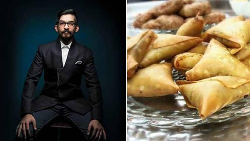Indian man quits Google, earns more by selling samosas