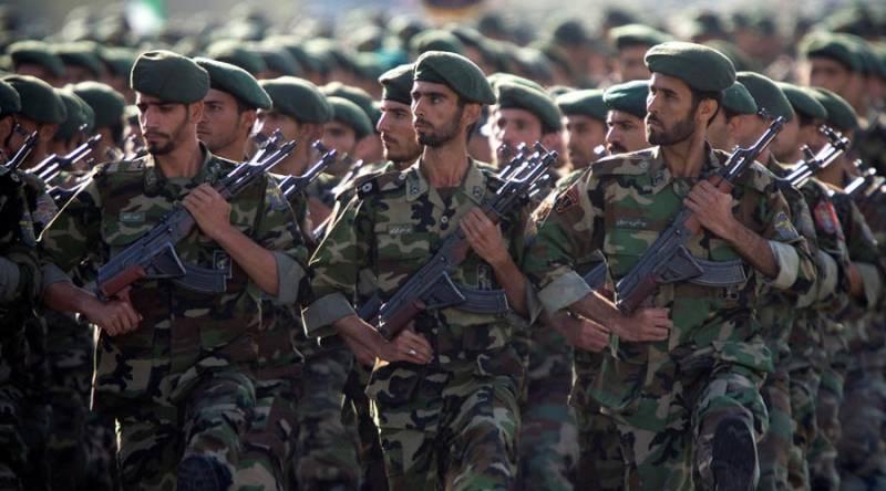 Iran's Revolutionary Guards warn US over terrorist classification, sanctions