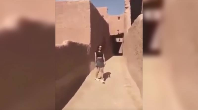 Saudi police arrest woman who wore 'indecent clothing'