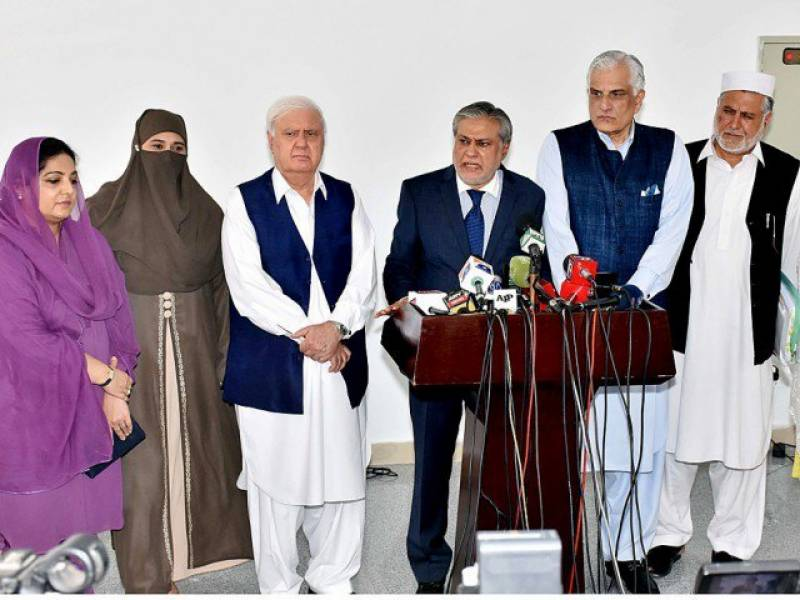 Electoral reforms committee approves 'Election Bill 2017' with dissenting notes