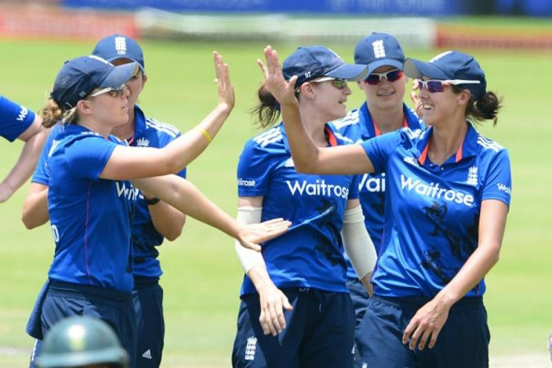 England qualify for final of ICC Women's World Cup 2017