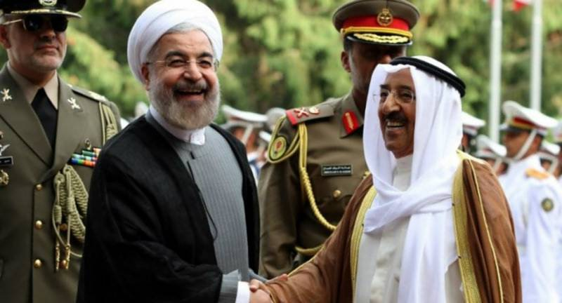 Kuwait shuts Iran cultural mission, expels diplomats over 'spy cell'