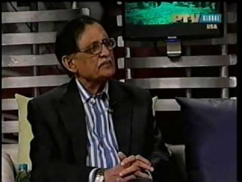 Eminent Urdu poet Hasan Akbar Kamal dies