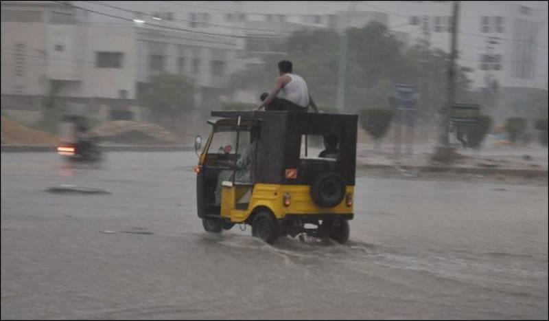 Second monsoon spell to lash Pakistan