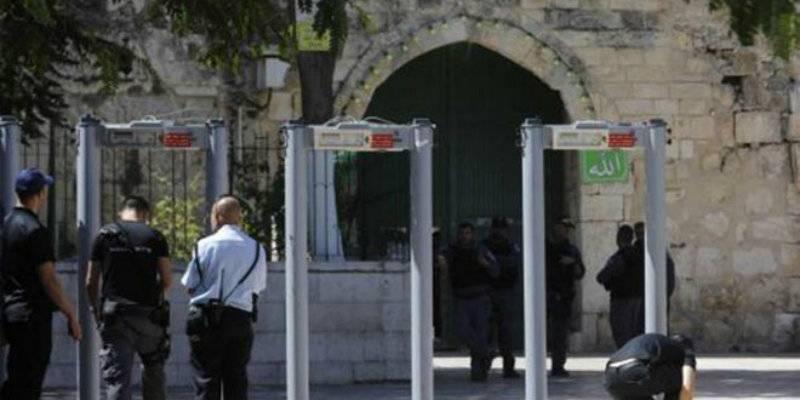 Jerusalem: Israel removes airport-style metal detectors at Al-Aqsa mosque