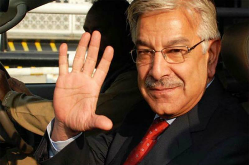 Khawaja Asif drawing Rs1.43m salary from UAE firm