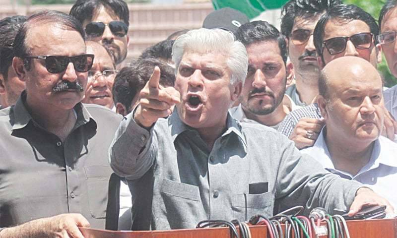 Asif Kirmani makes his way into Senate unopposed