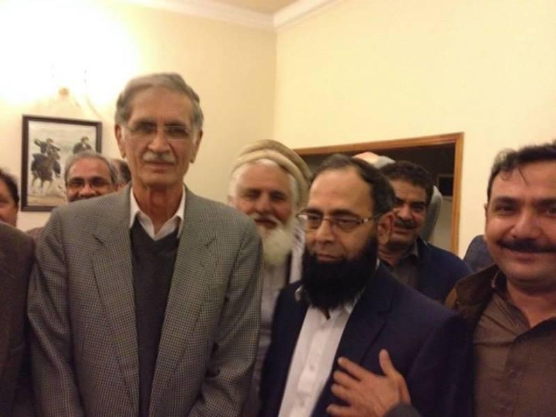 CM Khattak violating party rules, misusing power, alleges PTI lawmaker