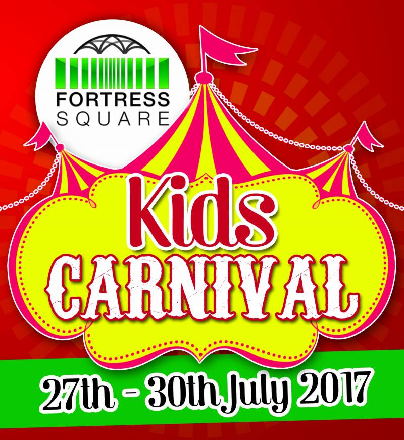 Fortress Square's 'Kids Carnival' to commence today!
