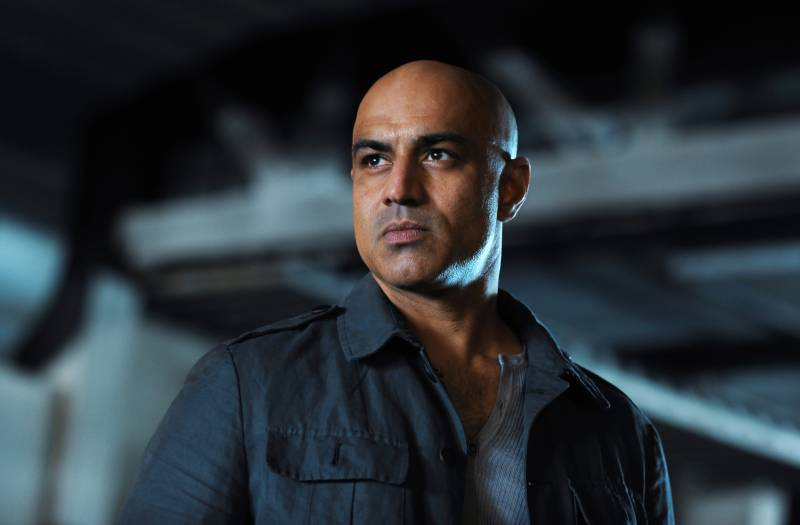 Pakistani-American actor Faran Tahir busy in 3 new 'Hollywood' projects