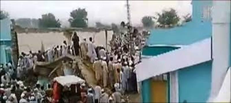 3 students die as roof of seminary collapses in Karak