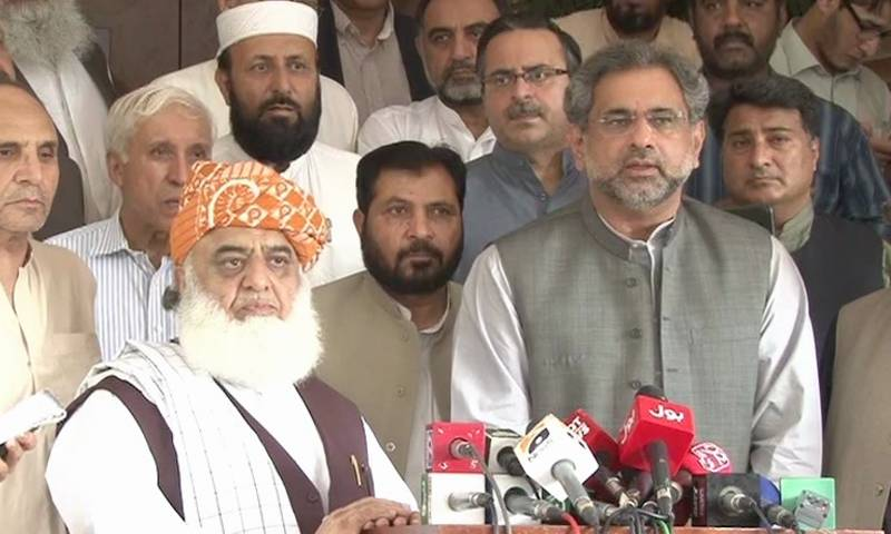 'Bring it on': Upcoming PM Khaqan Abbasi unfazed about corruption references