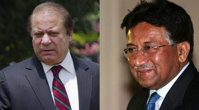 Easy to return to Pakistan after Nawaz's ouster: Pervez Musharraf