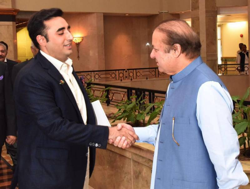 Nawaz's ouster poses no threat to parliament or democracy, says Bilawal Bhutto