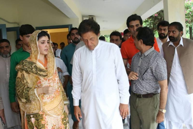 Ayesha Gulalai levels serious allegations against Imran, Khattak