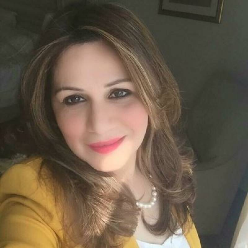 Former MQM leader Irum Farooque joins PTI