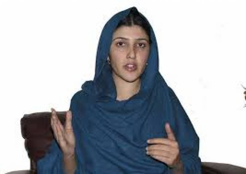 MNA Ayesha Gulalai quits PTI due to 'immoral character' of party leaders