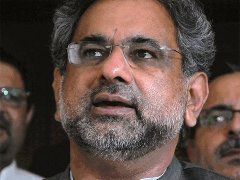 Pakistan elects Shahid Khaqan Abbasi as new prime minister