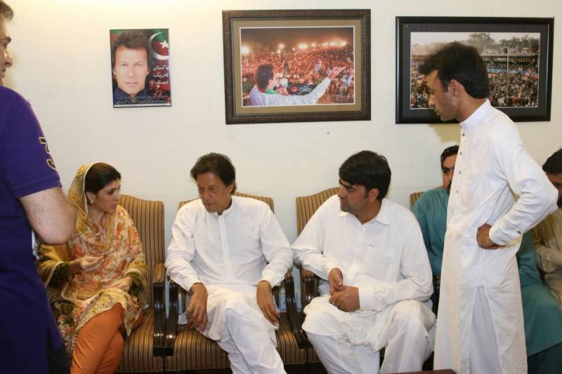 'She was rejected ticket' speculation ensues following Ayesha Gulalai's resignation