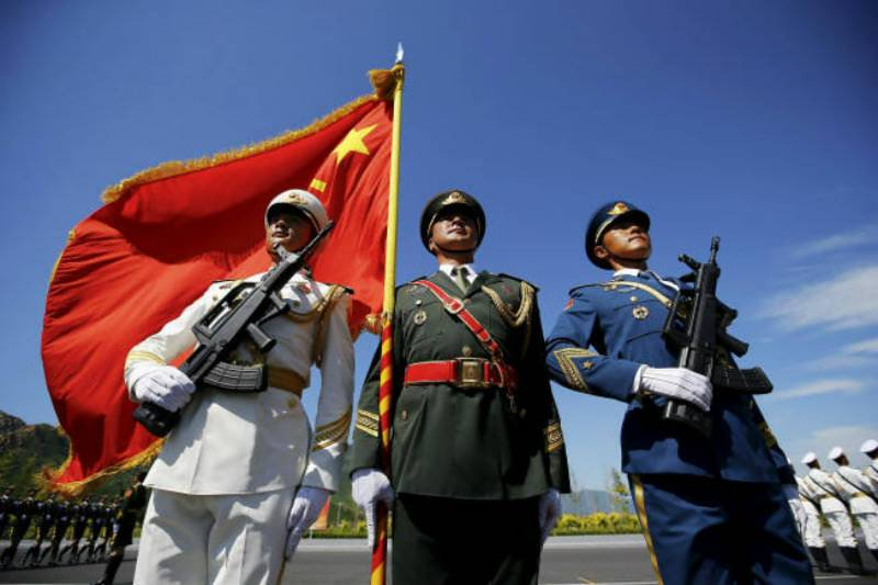 Xi Jinping warns the world against 'invasion' of China's territories