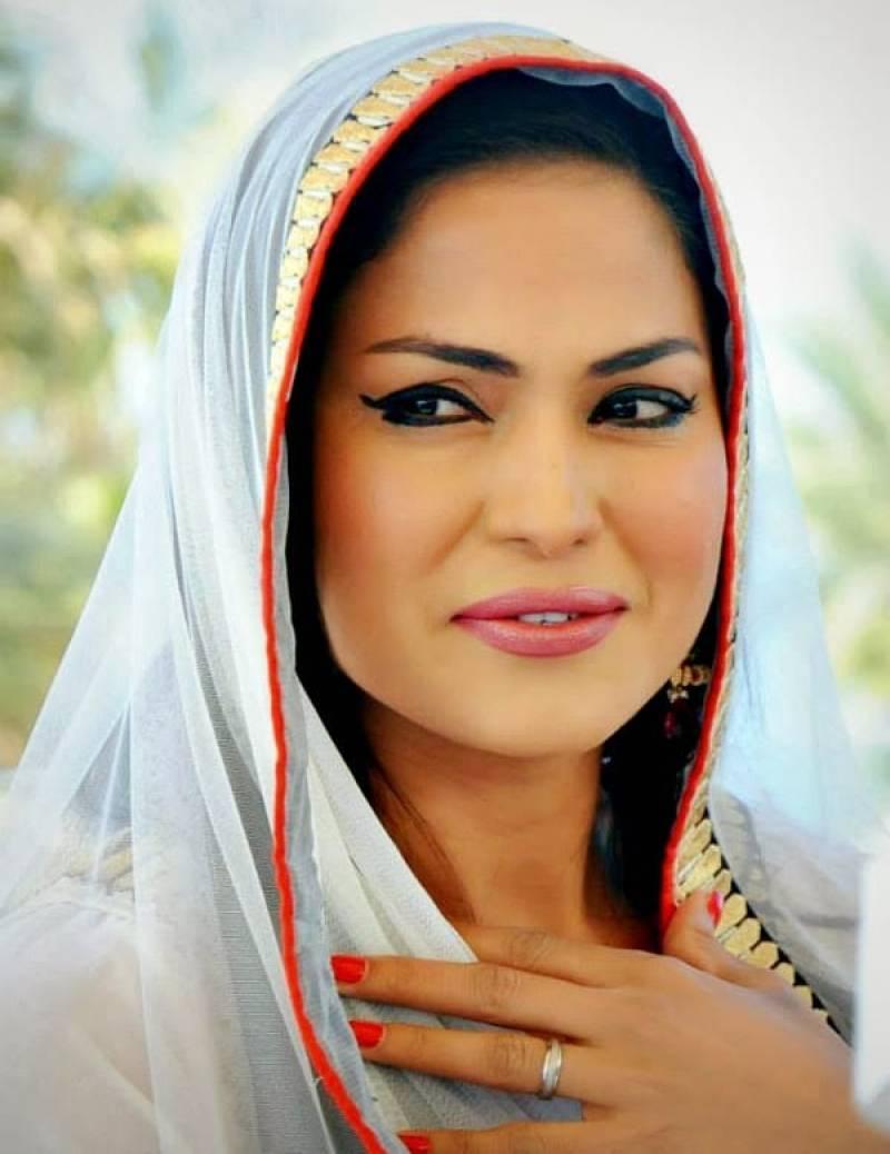 Veena Malik lectures Ayesha Gulalai on 'morality'