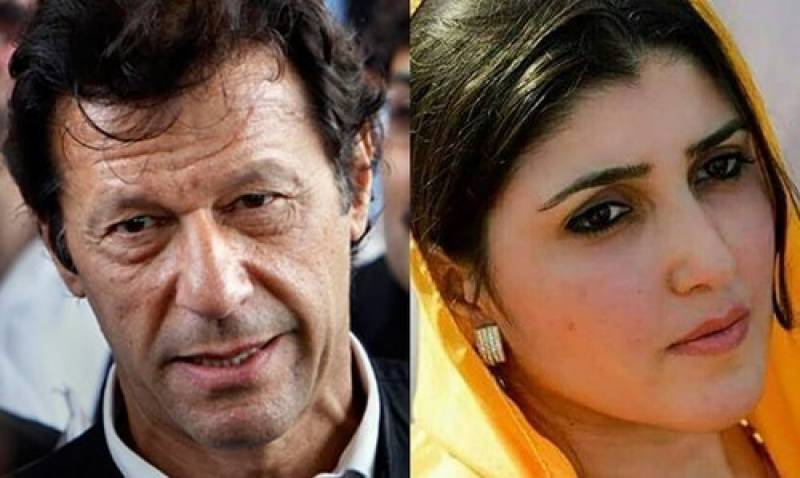 Ayesha Gulalai's father challenges Imran Khan to a game of Russian Roulette