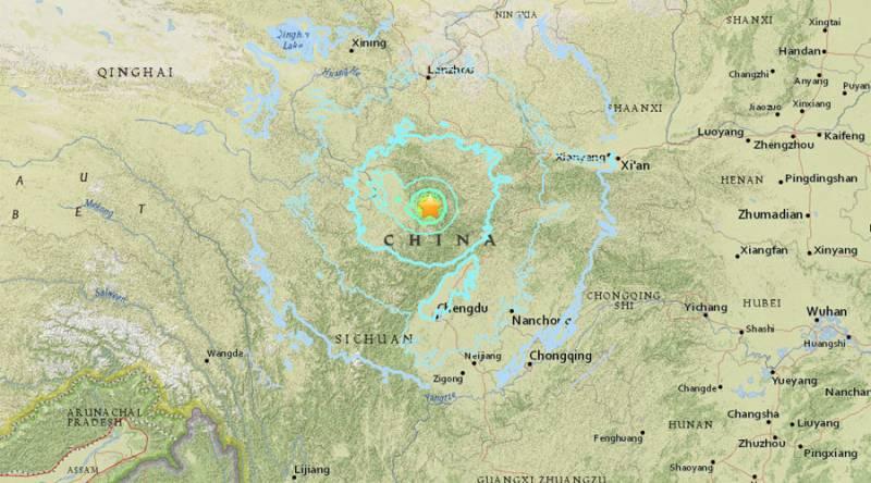 China: 5 dead, dozens injured as6.5-magnitude earthquake strikes Sichuan province