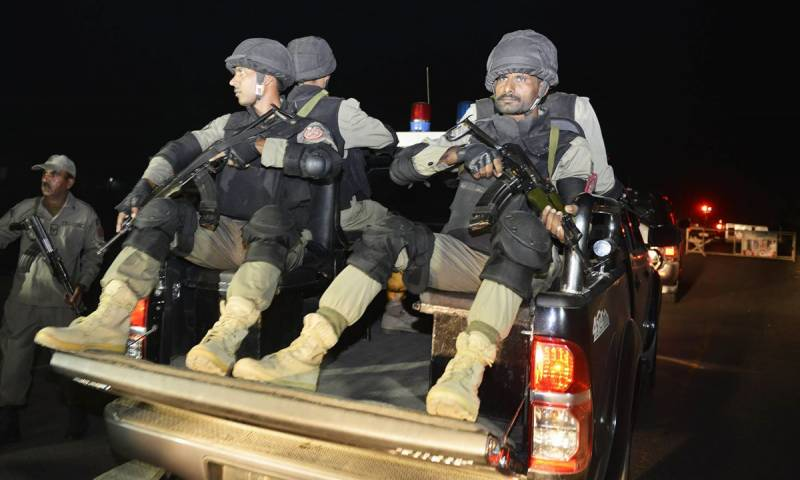 CTD claims to have killed four TTP terrorists near Lahore blast site