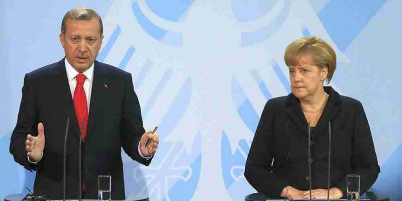 Germany assisting terrorists, alleges Tayyip Erdogan