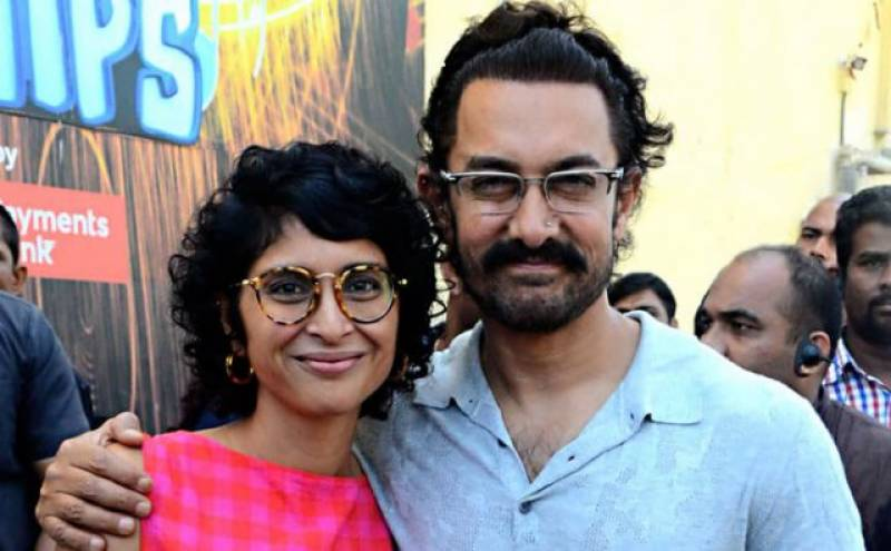 Aamir Khan & wife Kiran Rao suffering from swine flu