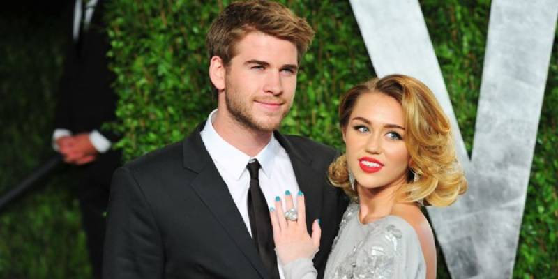 Have Liam Hemsworth and Miley Cyrus already tied the knot?