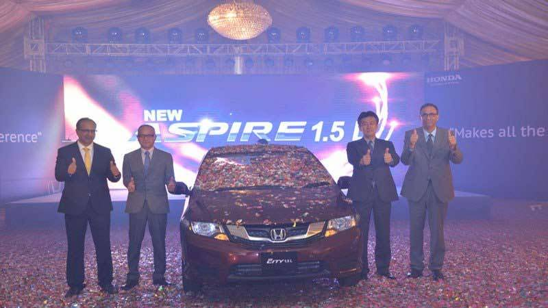 Honda Pakistan launches new City 1.5L; prices, features & every other things you need to know