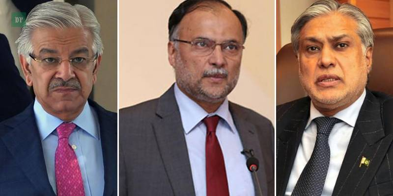 Petition seeking disqualification of three ministers for holding iqamas moved in SC