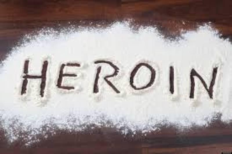 Heroin smuggling bid foiled at Islamabad airport