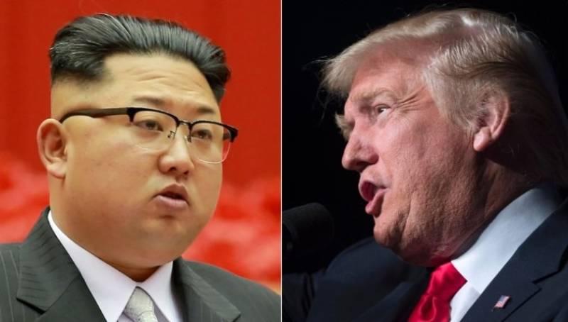 Military solutions 'locked & loaded,' Donald Trump warns North Korea