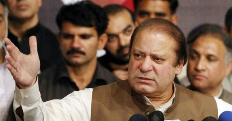 Former PM Nawaz deplores learning no lesson from Fall of Dhaka