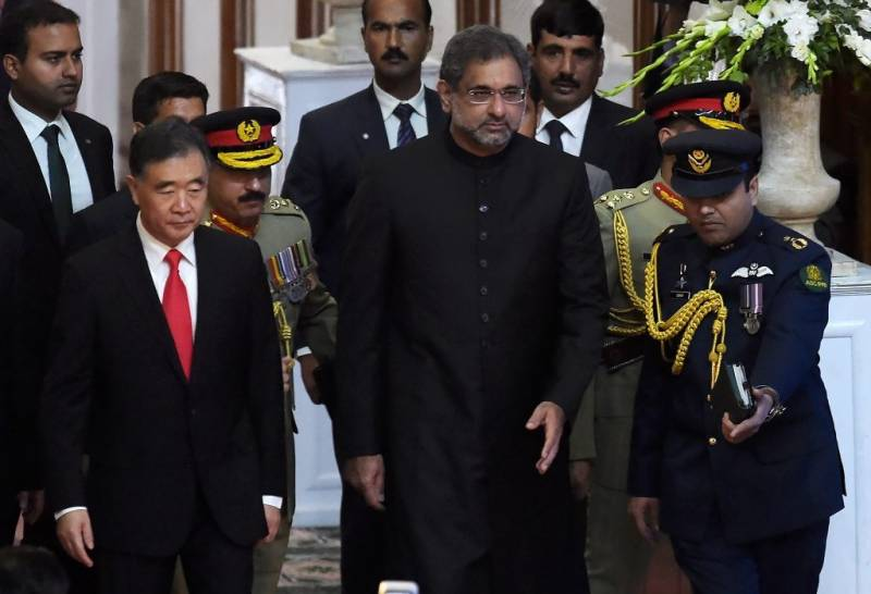 India's 'expansionist designs' main hurdle in constructive relations, says PM Abbasi