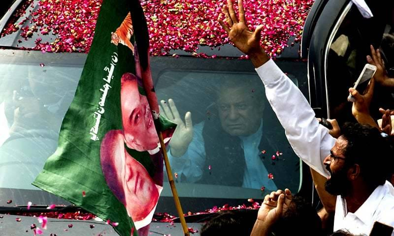 Nawaz mulling continuation of mass contact campaign after GT Road power show