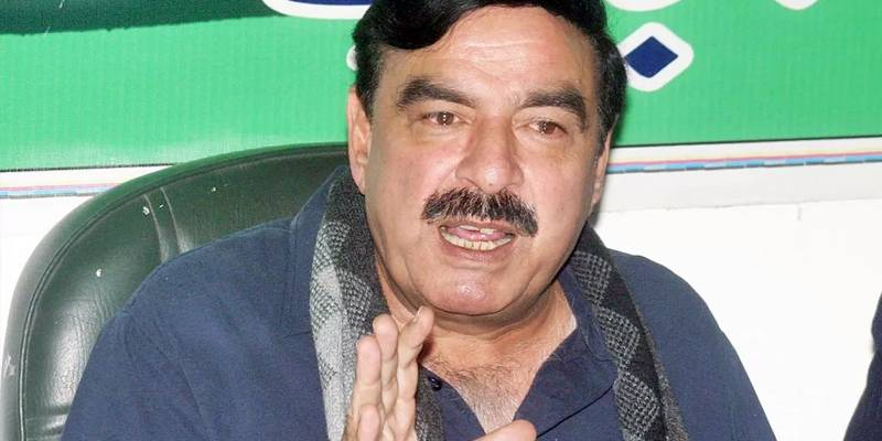 Will quit politics if fail to prove corruption in LNG case against PM Abbasi: Sheikh Rashid