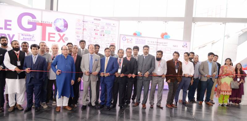 GTex International B2B textile machinery brand Expo Lahore inks $17.2m deal